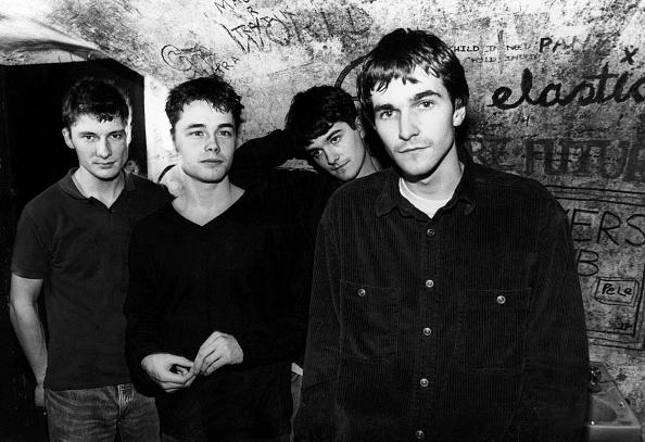 Martyn Goodacre「Bluetones Bath Moles Club 1993」:写真・画像(9)[壁紙.com]