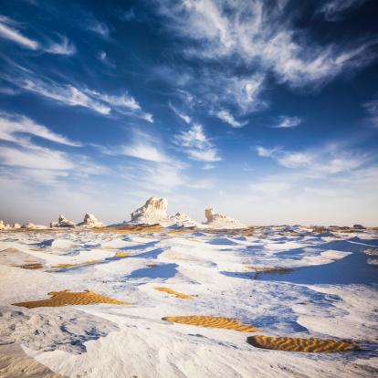 雲「白砂漠」:スマホ壁紙(8)