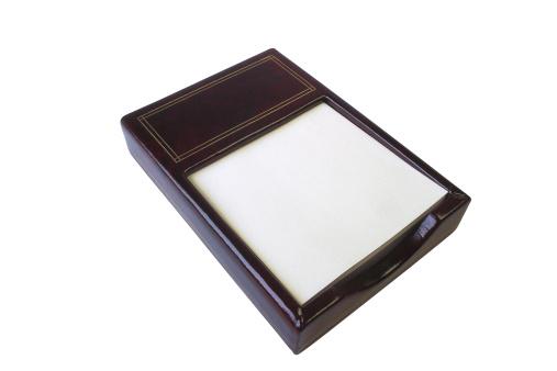 Caddy「Notepaper in dispenser」:スマホ壁紙(6)