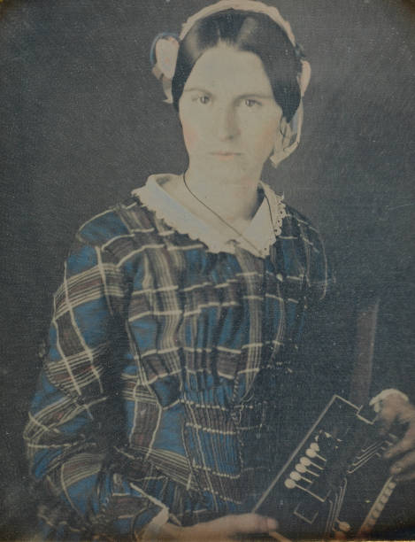 Woman With An Accordion Daguerreotype:ニュース(壁紙.com)