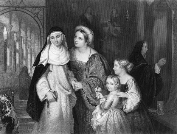 Convent「The Visit To The Nun」:写真・画像(9)[壁紙.com]