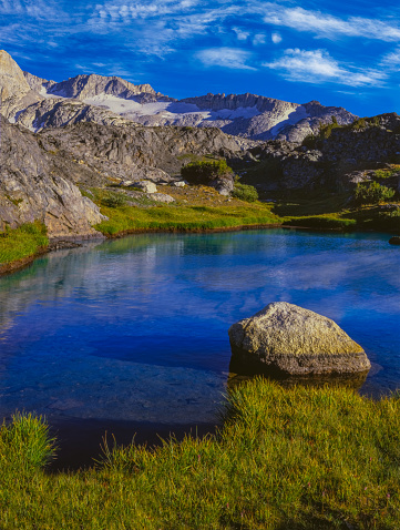 National Park「Hall Research Natural Area Tioga Pass」:スマホ壁紙(10)