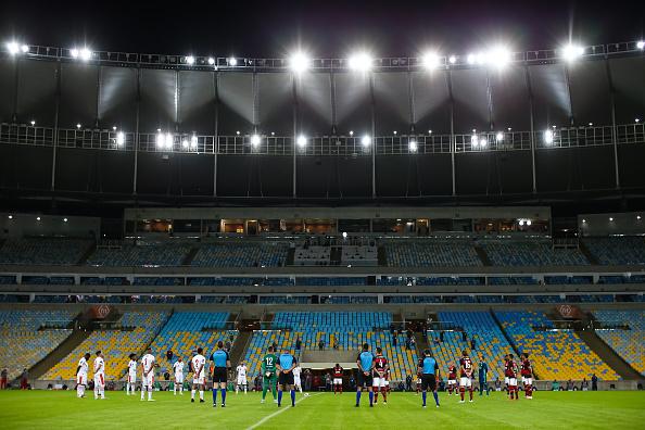 Maracanã Stadium「Flamengo v Bangu - Carioca State Championship」:写真・画像(5)[壁紙.com]