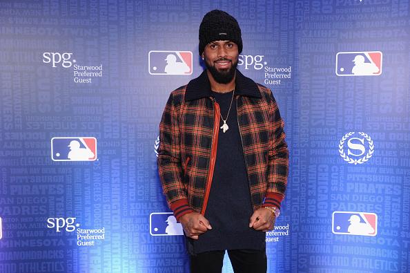 Craig Barritt「Sheraton Hotels & Resorts And SPG Launch MLB Partnership With NYC Postseason Viewing Party」:写真・画像(15)[壁紙.com]