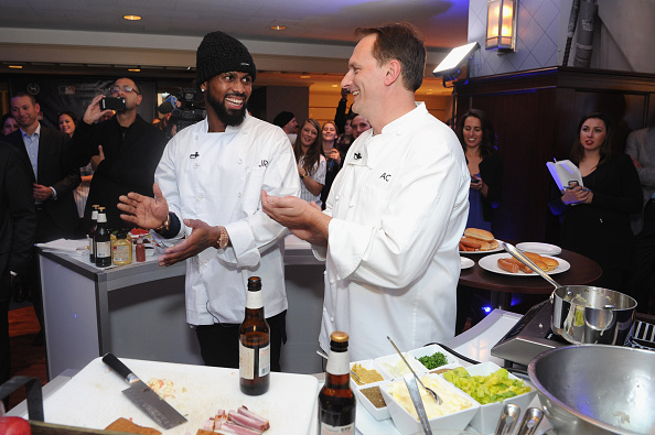 Craig Barritt「Sheraton Hotels & Resorts And SPG Launch MLB Partnership With NYC Postseason Viewing Party」:写真・画像(12)[壁紙.com]