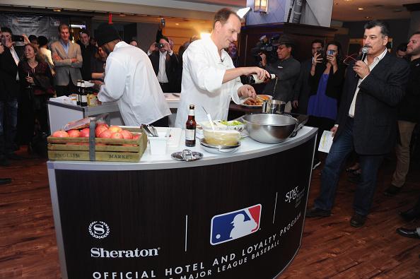 Craig Barritt「Sheraton Hotels & Resorts And SPG Launch MLB Partnership With NYC Postseason Viewing Party」:写真・画像(13)[壁紙.com]