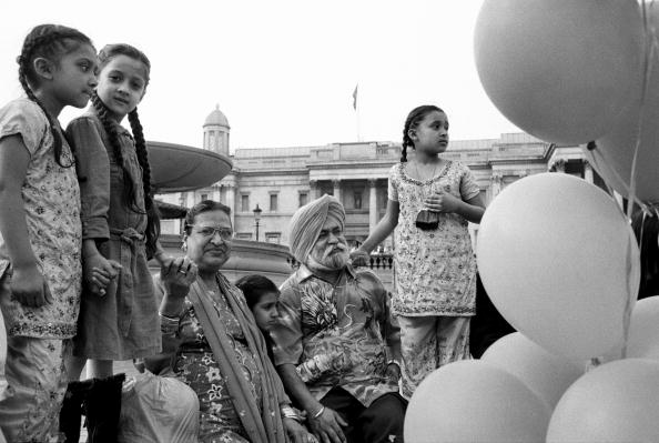 Indian Subcontinent Ethnicity「Diwali In London」:写真・画像(5)[壁紙.com]