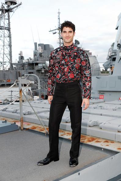 "Darren Criss「""Midway"" Special Screening - Joint Navy Base Pearl Harbor - Hickam」:写真・画像(7)[壁紙.com]"