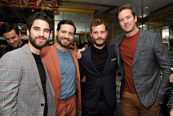 Armie Hammer「GQ and Oliver Peoples Celebrate Timothee Chalamet March Cover Dinner」:写真・画像(8)[壁紙.com]
