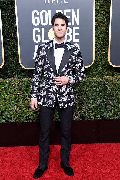 Darren Criss「76th Annual Golden Globe Awards - Arrivals」:写真・画像(2)[壁紙.com]