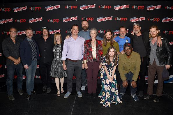 Comic con「Comic Con The Walking Dead Panel」:写真・画像(10)[壁紙.com]