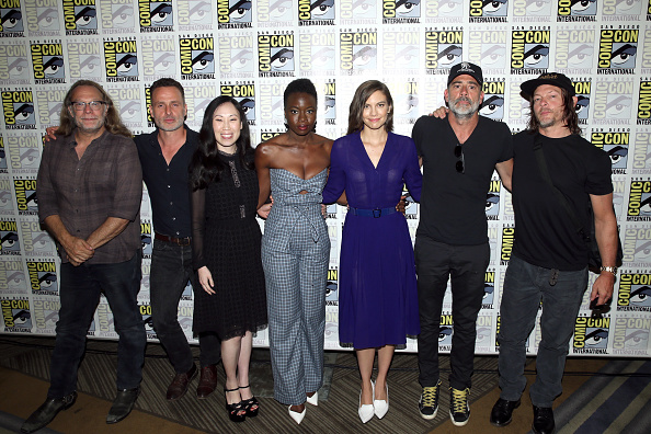 Lauren Cohan「AMC At Comic Con 2018 - Day 2」:写真・画像(12)[壁紙.com]