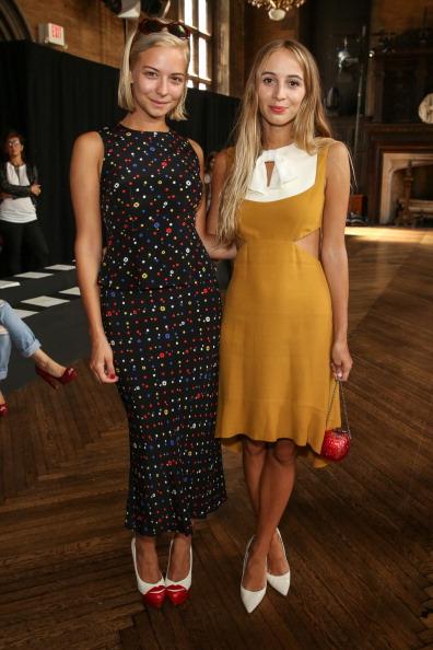 Annabelle Dexter Jones「Giulietta - Front Row - Mercedes-Benz Fashion Week Spring 2014」:写真・画像(19)[壁紙.com]