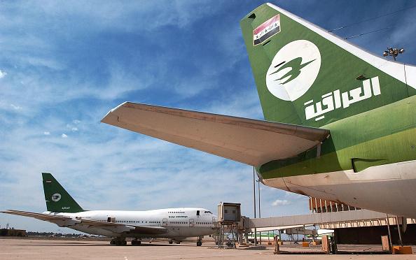 Baghdad「Iraqi Airways Struggles One Year After War」:写真・画像(16)[壁紙.com]