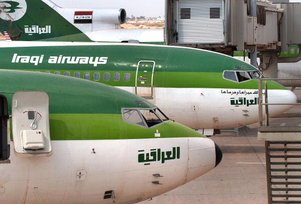 Respiratory Tract「Iraqi Airways Struggles One Year After War」:写真・画像(9)[壁紙.com]