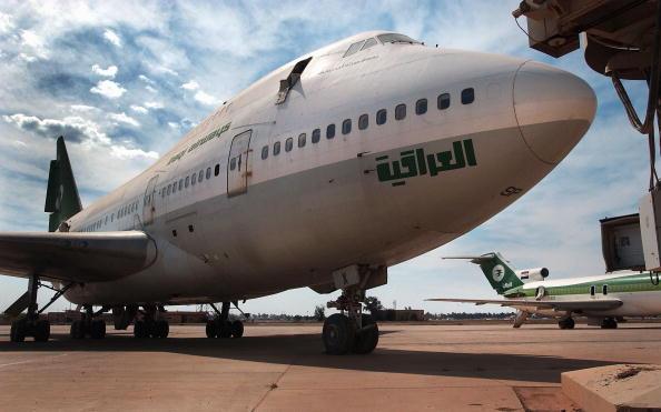 Baghdad「Iraqi Airways Struggles One Year After War」:写真・画像(12)[壁紙.com]