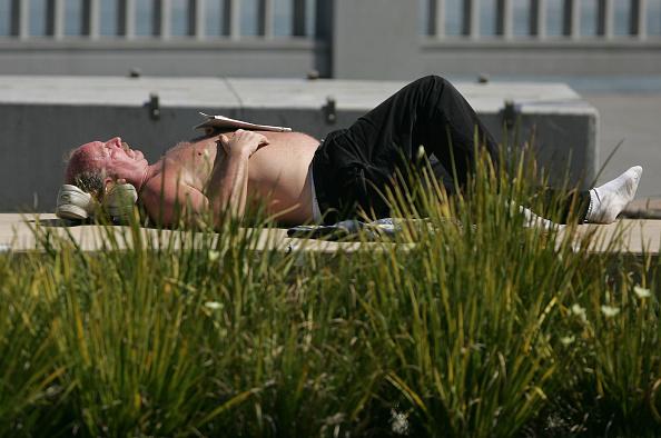Human Abdomen「Obesity Epidemic Hits California」:写真・画像(6)[壁紙.com]