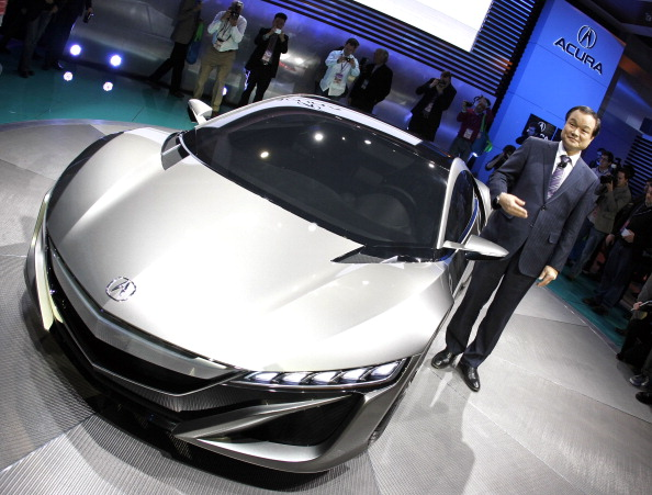 NSX「North American Int'l Auto Show Features Latest Car Models From Around The World」:写真・画像(15)[壁紙.com]