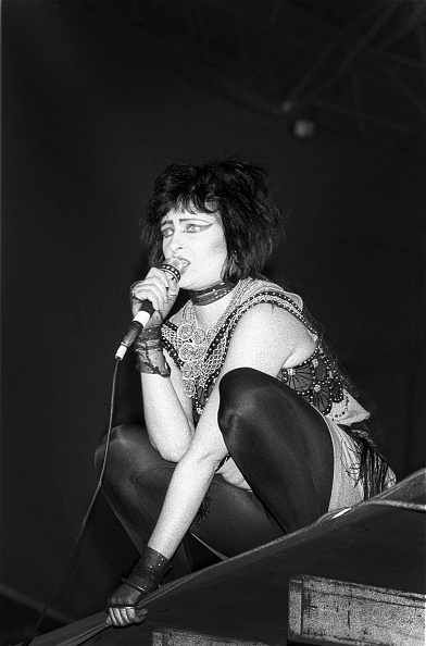 Siouxsie Sioux「Siouxsie And The Banshees」:写真・画像(5)[壁紙.com]