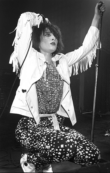 Siouxsie Sioux「Siouxsie And The Banshees」:写真・画像(7)[壁紙.com]