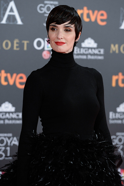 Auditorium「Goya Cinema Awards 2017 - Red Carpet」:写真・画像(18)[壁紙.com]