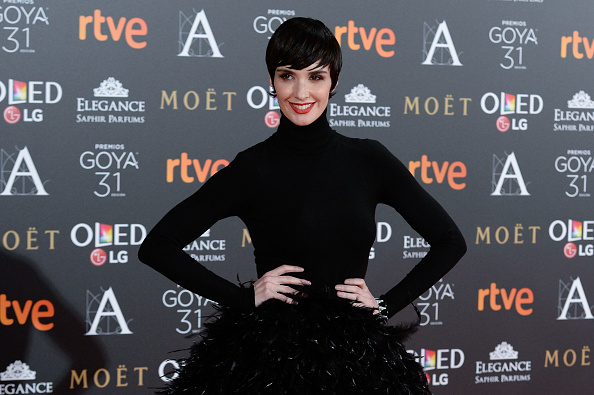 Auditorium「Goya Cinema Awards 2017 - Red Carpet」:写真・画像(16)[壁紙.com]