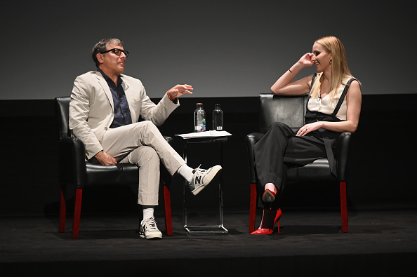 Tribeca Film Festival「Tribeca Talks - Director Series - David O. Russell With Jennifer Lawrence - 2019 Tribeca Film Festival」:写真・画像(16)[壁紙.com]