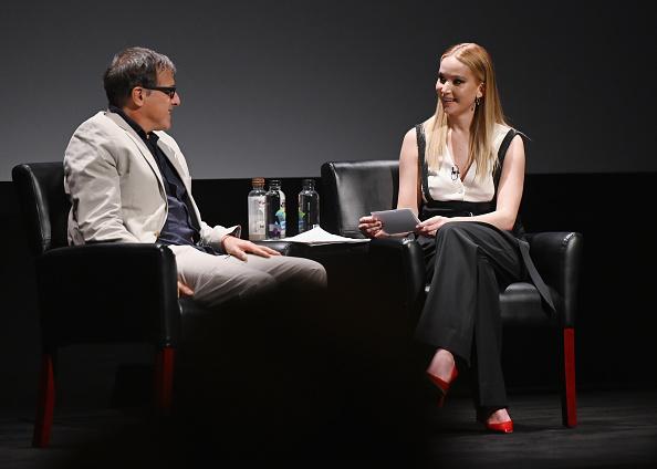 Tribeca「Tribeca Talks - Director Series - David O. Russell With Jennifer Lawrence - 2019 Tribeca Film Festival」:写真・画像(9)[壁紙.com]