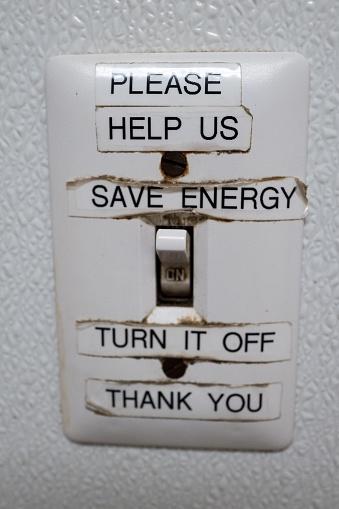 Light Switch「Help Us Save Energy」:スマホ壁紙(9)