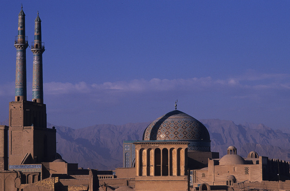 Yazd「Juma Mosque in Yazd」:写真・画像(2)[壁紙.com]