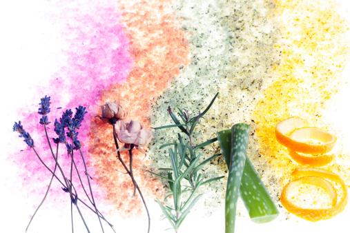 Lavender Color「bath salt」:スマホ壁紙(4)