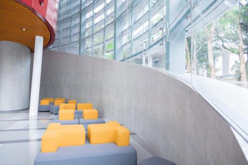 Postmodern「Office Waiting Area」:スマホ壁紙(6)