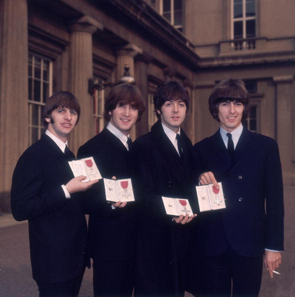 Award「The Beatles MBE」:写真・画像(14)[壁紙.com]