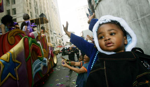 Recovery「New Orleans Celebrates Its First Mardi Gras Since Hurricane Katrina」:写真・画像(17)[壁紙.com]