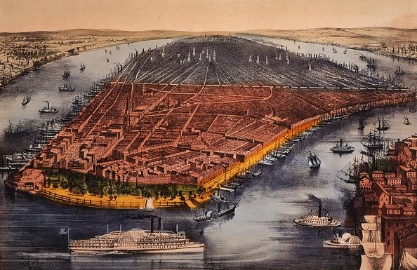 ニューヨーク市「View of New York」:写真・画像(14)[壁紙.com]