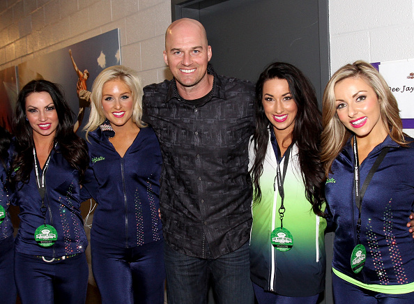 NFC West「CBS Radio's The Night Before - Backstage」:写真・画像(5)[壁紙.com]