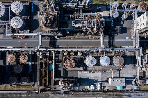 Effort「Aerial shooting of an Power Station.」:スマホ壁紙(9)