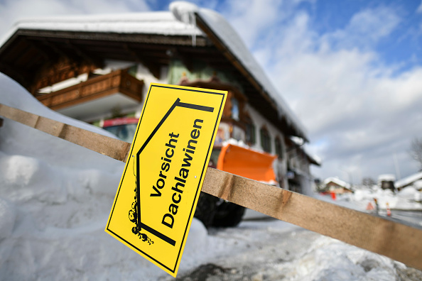 Krün「Austria And Southern Germany Inundated With More Snow」:写真・画像(12)[壁紙.com]