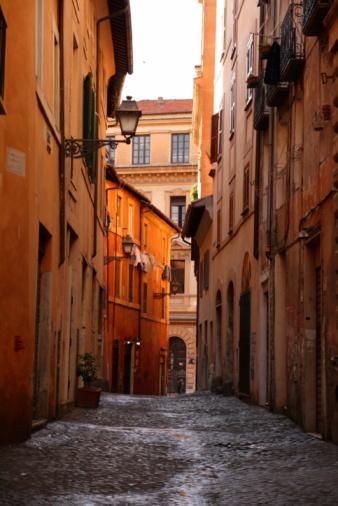 Overcast「Alley in Rome」:スマホ壁紙(16)