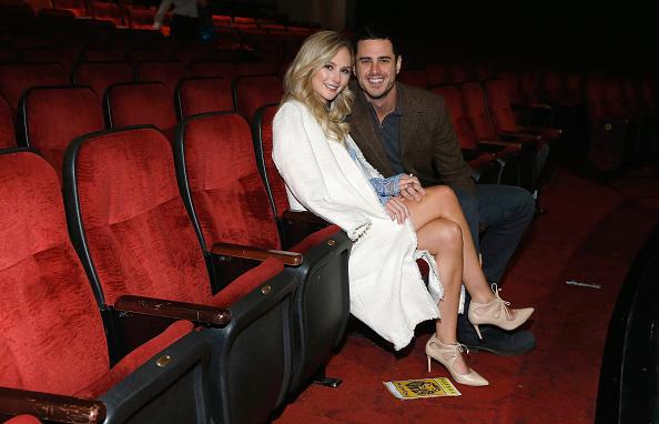 The Lion King「'Bachelor' Ben Higgins And Fiancee Lauren Bushnell Visit 'The Lion King' On Broadway」:写真・画像(3)[壁紙.com]