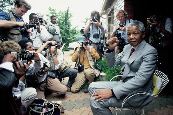 Releasing「Mandela In Soweto」:写真・画像(0)[壁紙.com]