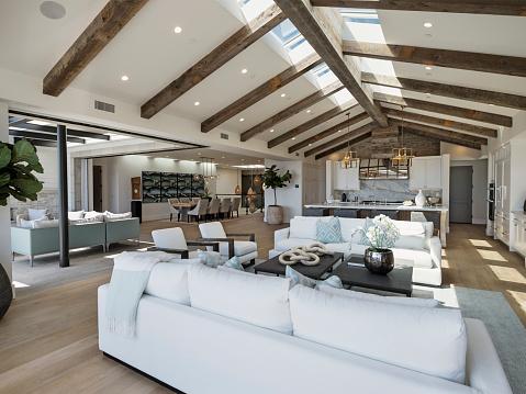 California「Sofas in luxury livingroom」:スマホ壁紙(19)