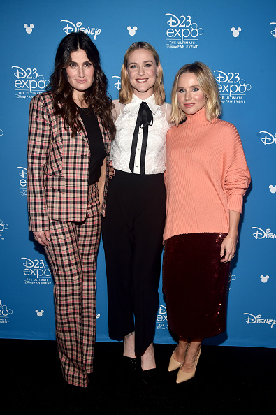 Sequin Skirt「Disney Studios Showcase Presentation At D23 Expo, Saturday August 24」:写真・画像(9)[壁紙.com]