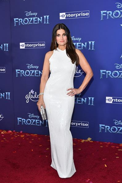 """Metallic Dress「Premiere Of Disney's """"Frozen 2"""" - Arrivals」:写真・画像(11)[壁紙.com]"""