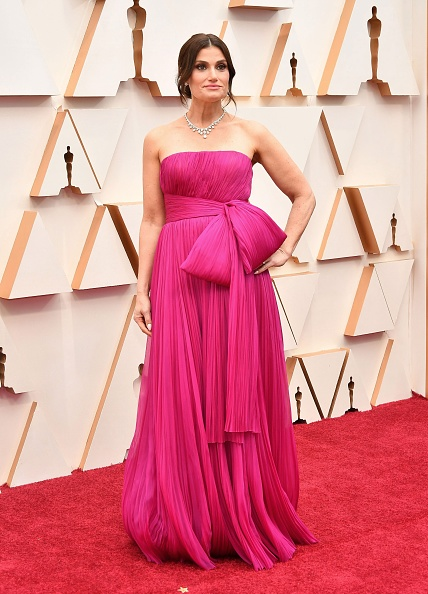 Pink Dress「92nd Annual Academy Awards - Arrivals」:写真・画像(11)[壁紙.com]