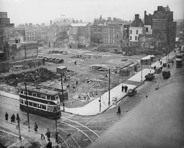 World War II「War Damage In Belfast」:写真・画像(11)[壁紙.com]