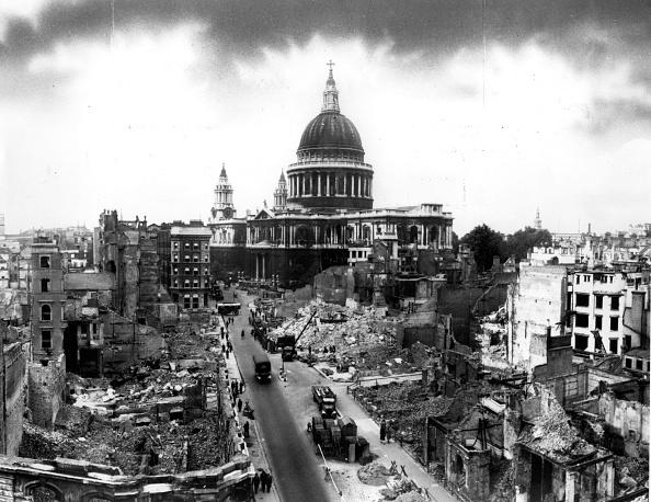 Bomb Damage「City Bomb Damage」:写真・画像(9)[壁紙.com]