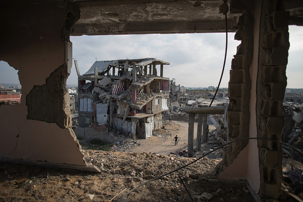 Human Body Part「Gaza Economy Teeters On Brink Of Collapse」:写真・画像(6)[壁紙.com]