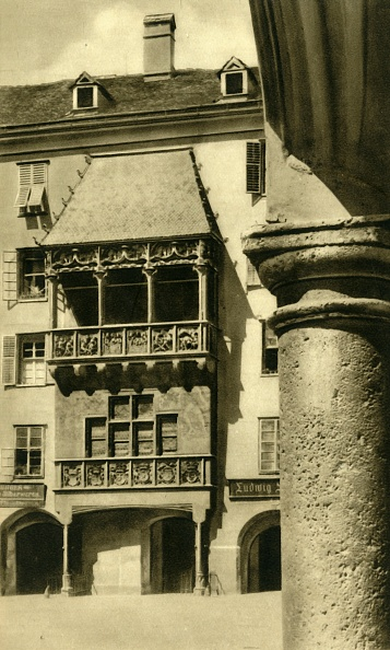 Townhouse「The Goldenes Dachl」:写真・画像(11)[壁紙.com]