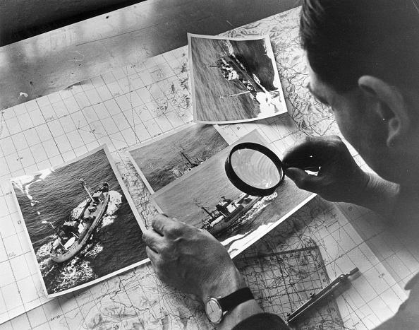 Surveillance「Spy Trawler」:写真・画像(1)[壁紙.com]